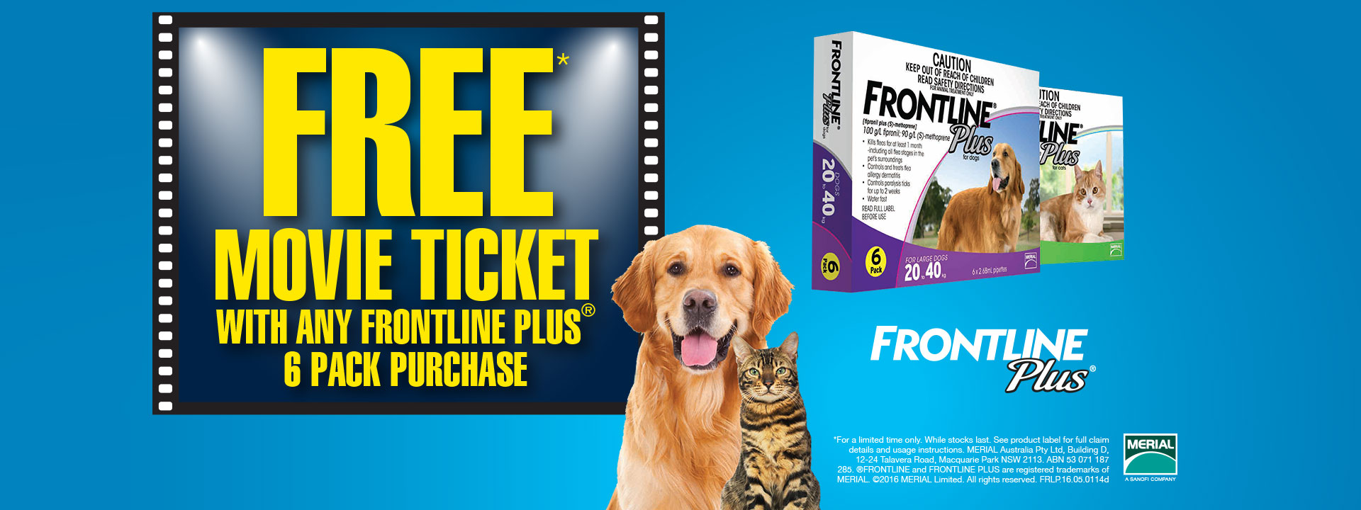 Frontline plus coupons 2019